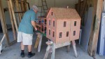 Ray was the best choice for refurbishment of this dolls house