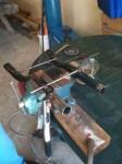 Wheelbarrow repair